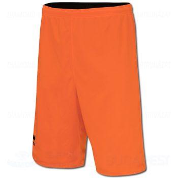 ERREA CHICAGO DOUBLE SHORT kifordíthatós kosárlabda nadrág - narancssárga-fekete
