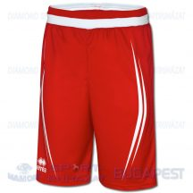 ERREA ILLINOIS SHORT SENIOR kosárlabda nadrág - piros-fehér