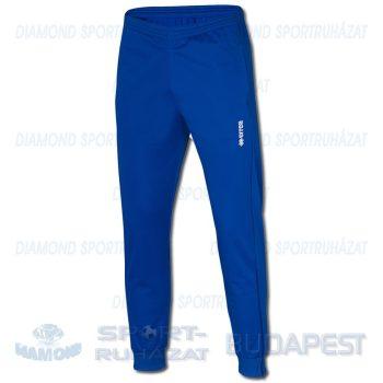 ERREA MILO edző- és szabadidő melegítő nadrág - azúrkék