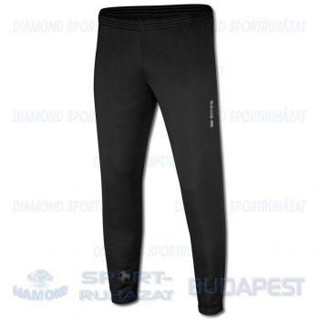 ERREA NEVIS edző- és szabadidő melegítő nadrág - fekete [XS]