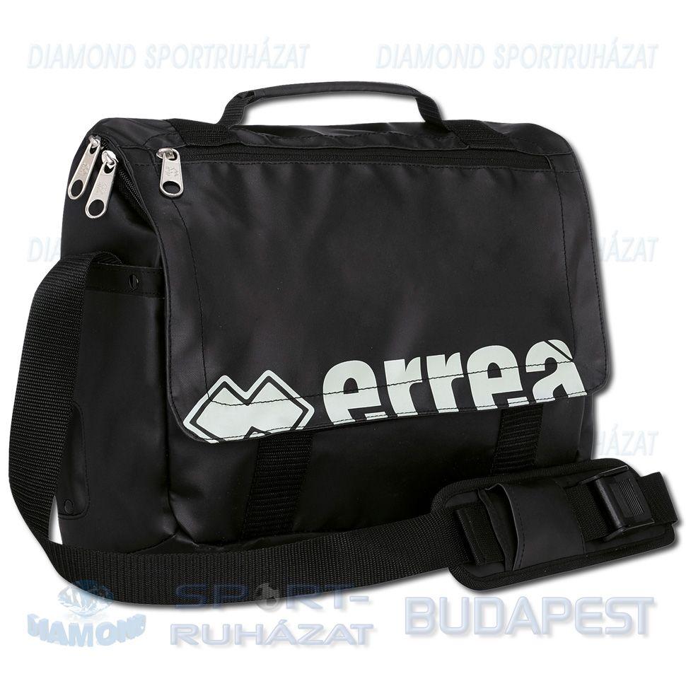 ERREA LARES irat táska - fekete - Diamond Sportruházat bd2865cd58