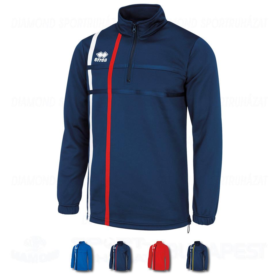 ERREA MAXIM cipzáras nyakú edző- és szabadidő melegítő felső - KOLLEKCIÓ bd90c54695