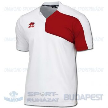 ERREA MARCUS SHIRT futball mez - fehér-piros [XL]