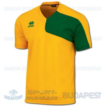 ERREA MARCUS SHIRT futball mez - sárga-zöld