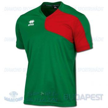 ERREA MARCUS SHIRT futball mez - zöld-piros