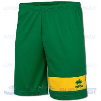 ERREA MARCUS SHORT sportnadrág - zöld-sárga