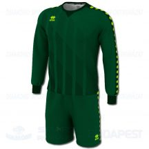 ERREA GORDON SENIOR KIT kapus mez + nadrág KIT - sötétzöld-UV zöld [M]