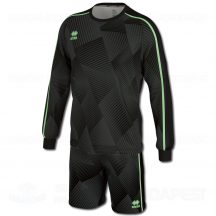 ERREA LIONE SENIOR KIT kapus mez + nadrág KIT - fekete-after eight [M]
