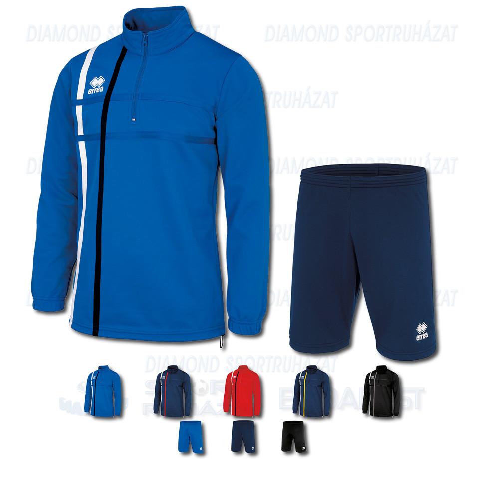ERREA MAXIM   CORE SET cipzáras nyakú edző- és szabadidő melegítő felső +  nadrág SZETT 1b4bd9a643