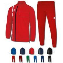 ERREA MAXIM & NEVIS 3.0 SET cipzáras nyakú edző- és szabadidő melegítő felső + nadrág SZETT - KOLLEKCIÓ