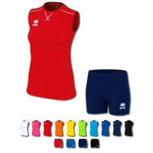 ERREA ALISON WOMAN & VOLLEYBALL WOMAN SET női röplabda mez + női nadrág SZETT - KOLLEKCIÓ