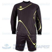 ERREA IKER KIT kapus mez + nadrág KIT - fekete-UV sárga